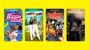 Marketplace de Snapchat nouvelle fonctionnalité pour les créateurs de contenu