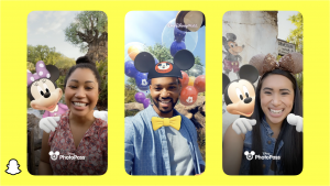 Disney Camera Kit