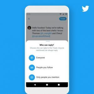 Choisir qui peut répondre à vos tweets sponsorisés sur Twitter